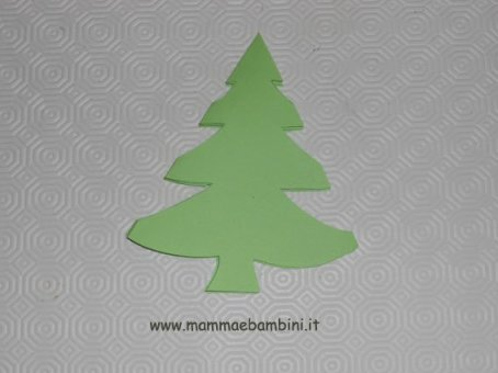 Albero di Natale con carta: unidea bellissima per i lavoretti di Natale in lavoretti e addobbi natale