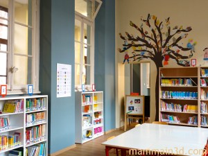 Biblioteca scolastica