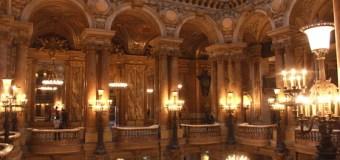 Palais Garnier And Me: Because I'm Worth It
