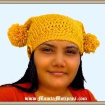 Easy Crochet Square Hat Pattern