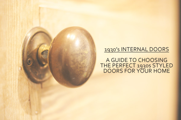 1930s internal doors what style should i go for 1930s internal doors planetlyrics Image collections