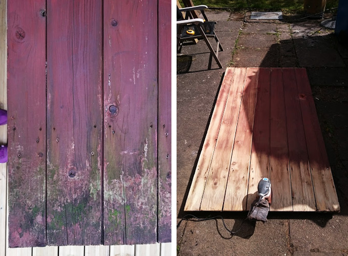 How to build a DIY garden decking