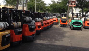 6 Forklift