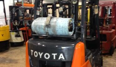 2015 112 Forklift