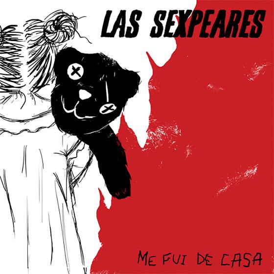 Portada de las Sexpeares por Lucía de Andrés