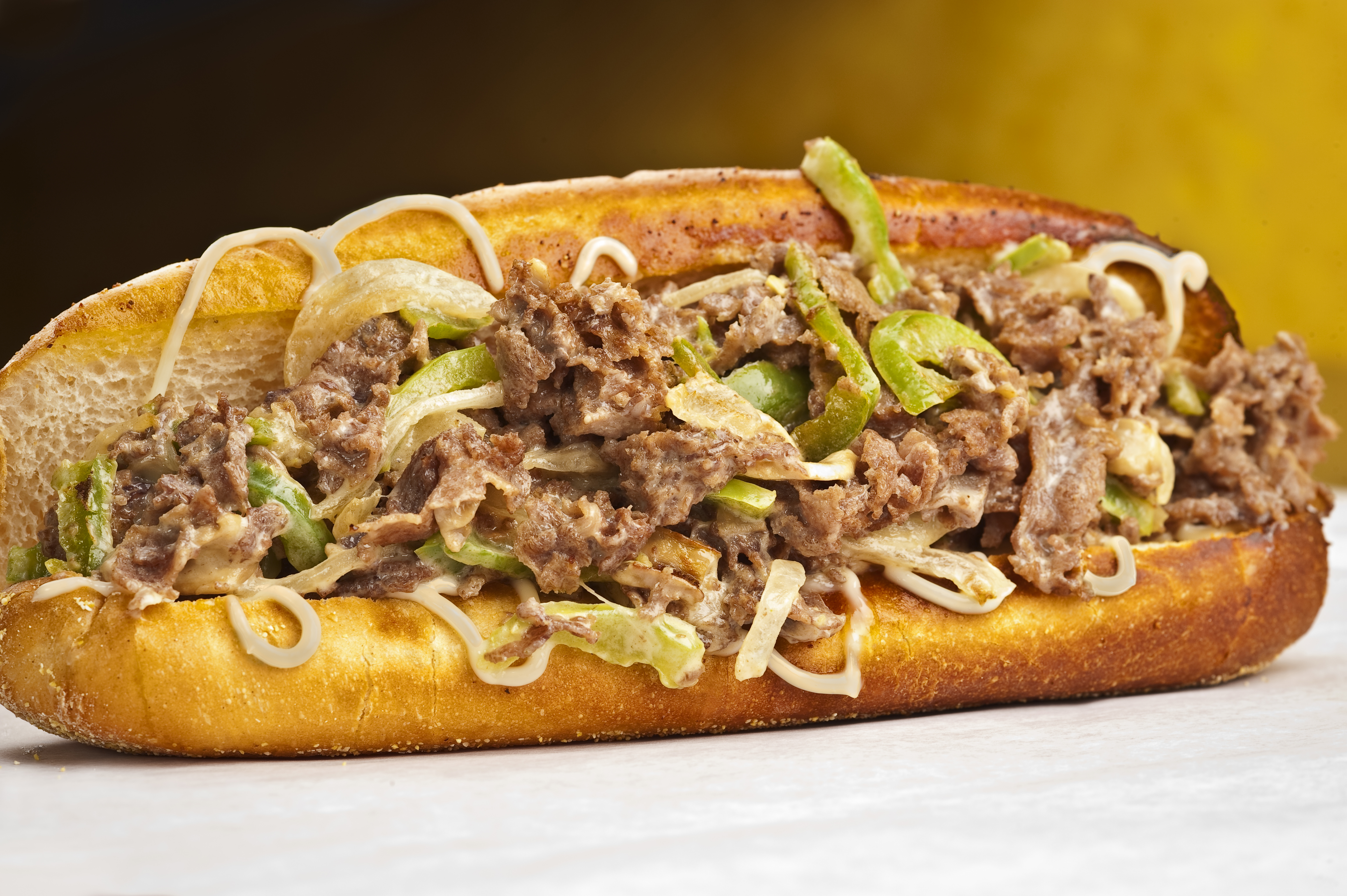 Philly cheese steak picture