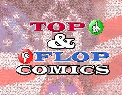TOP E FLOP comics 2013