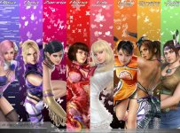 rainbow_tekken_girls_by_bayubaron
