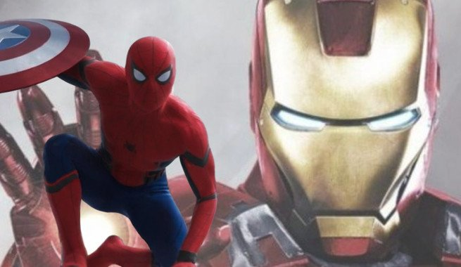 Robert Downey Jr sarà in Spider-Man: Homecoming