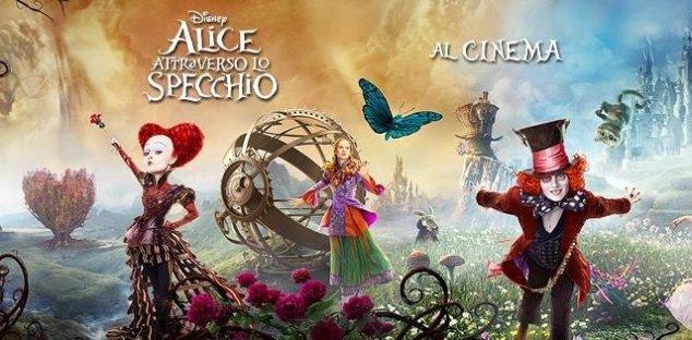 Alice attraverso lo specchio recensione - Alice attraverso lo specchio kickass ...