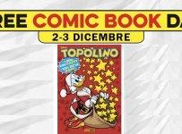 TOPOLINO FREE COMIC BOOK DAY RECENSIONE