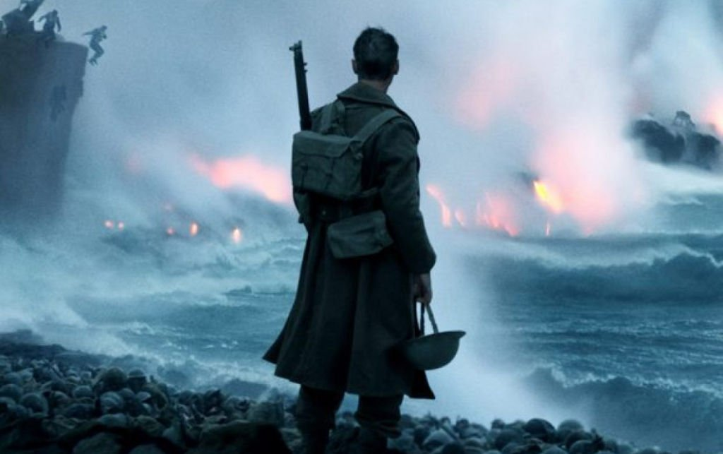 Dunkirk: il survival teaser trailer del war movie di Christopher Nolan
