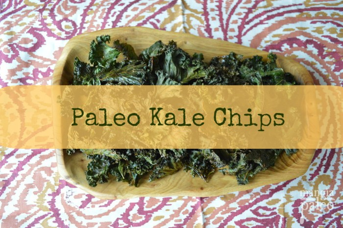 how to make kale chips video