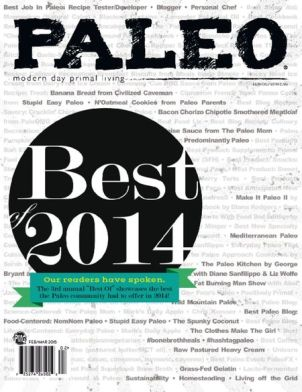 paleo magazine best of 2014