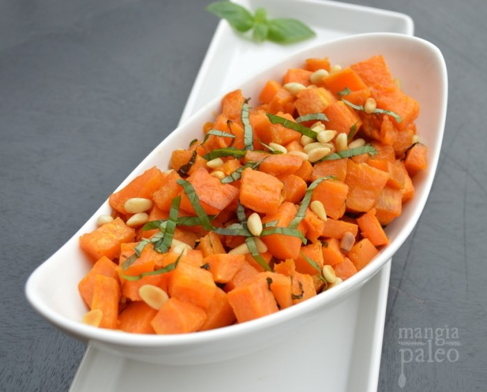 basil-sweet-potatoes-with-pine-nuts-paleo