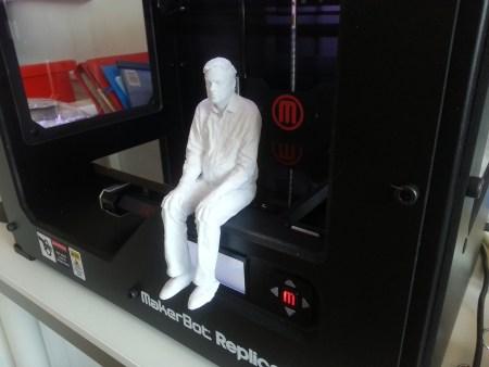 3D-printing er framtiden. Foto: Creative Tools