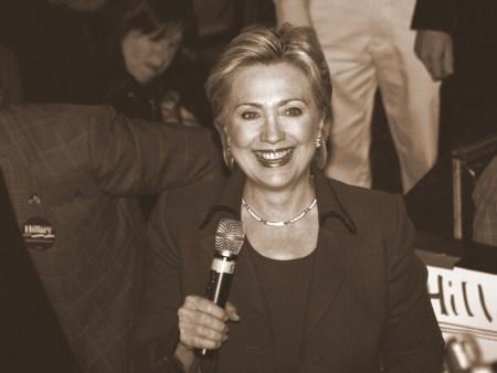 Demokratenes presidentkandidat Hillary Clinton. Foto: Alan C