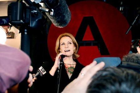 Tidligere statsminister i Danmark og partileder i Socialdemokratene Helle Thorning-Schmidt. Foto: Smark_knudsen