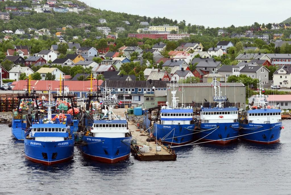 Sør-Varanger har tradisjonelt vært og er fortsatt et industrisamfunn, skriver artikkelforfatteren. Her fra Kirkenes havn. Foto: Harvey Barrison/ Flickr