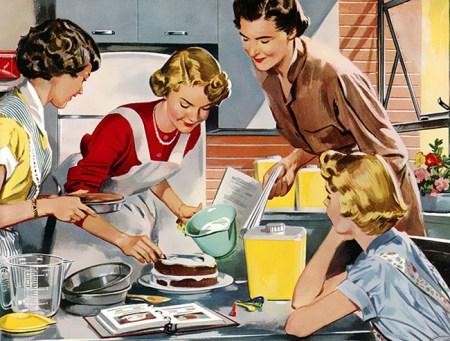 Tradisjonellt husarbeid inkluderes ikke i økonomiske regnestykker. Bør det endres? Foto: Flickr / James Vaughan.