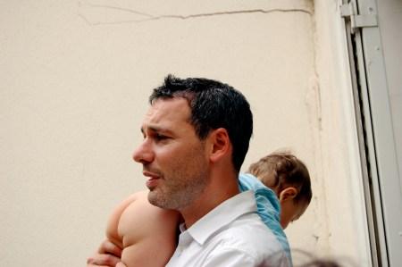 Hele 95 prosent av norske fedre tar ut 10 uker eller mer i pappaperm, ganske mye mer enn 1 av 3, som NRK påstår. Foto:  dominiqueb/ Flickr