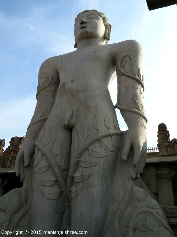 Tallest free-standing monolithic statue in the world
