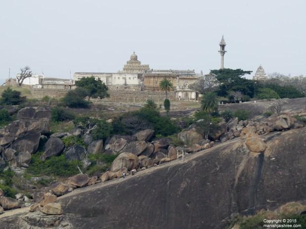 Chandragiri Hills, Shravanabelagola