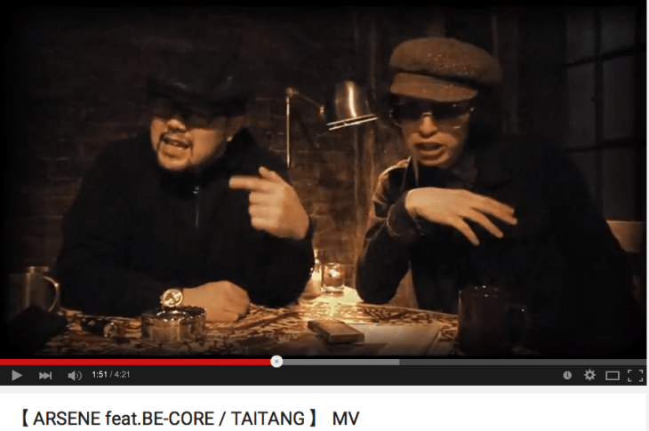 TAITANG&BECORE YOUTUBE