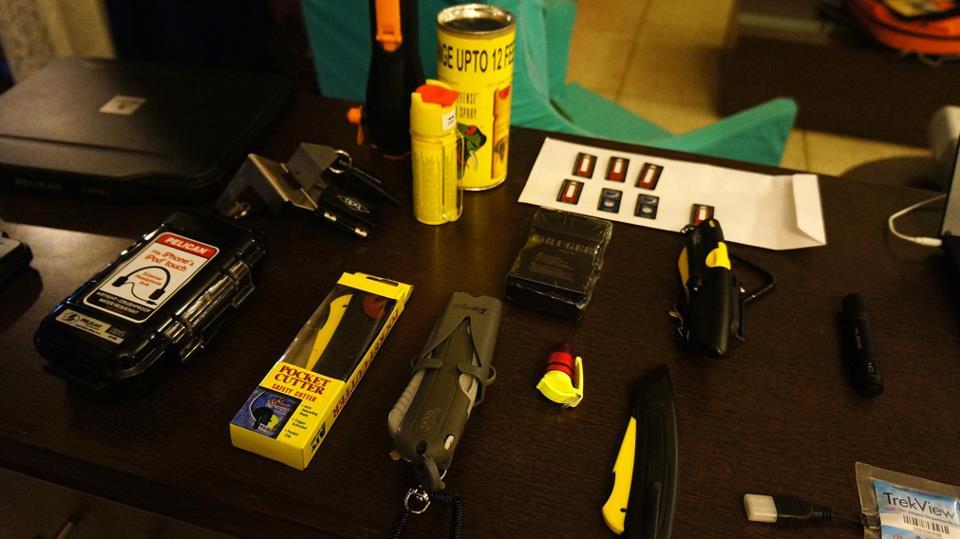 Safetykart products
