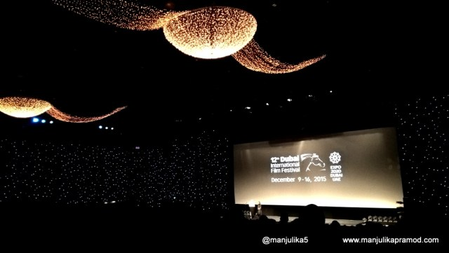 Dubai International Film Festival- Gala Screening of films