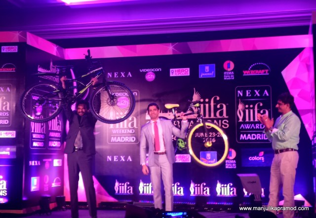 IIFA, Madrid, Friends of IIFA, Farhan Akhtar, Anil Kapoor