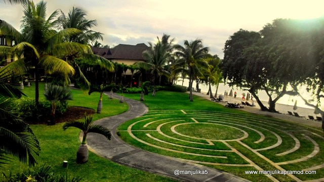 Westin, Mauritius, View from my room