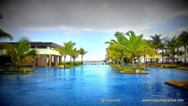 Westin hotel, Picture, Swimming pool, Westin Hotel
