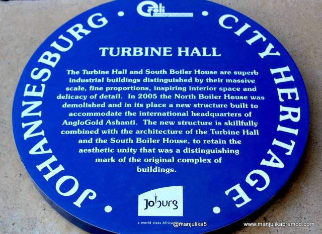 Turbine Hall, Johannnesburg, Turbine Art Fair