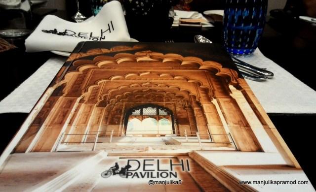 Delhi Pavilion, WelcomHotel Sheraton, New Delhi