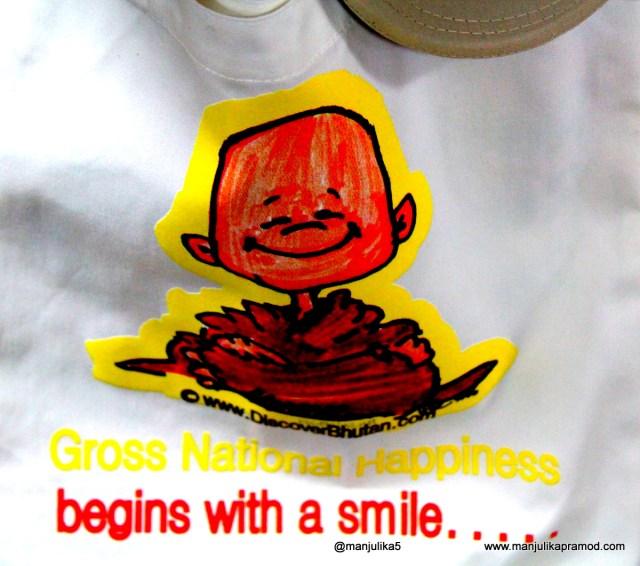 Happy Bhutan, Happiness, Bhutan trip