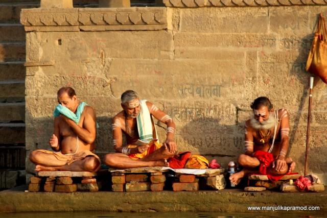 Varanasi, City