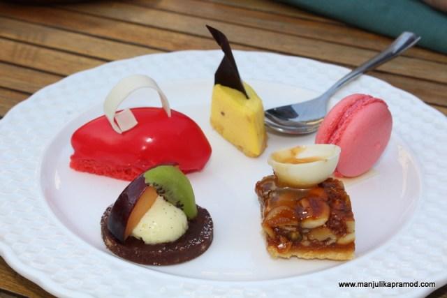 dessert-platter