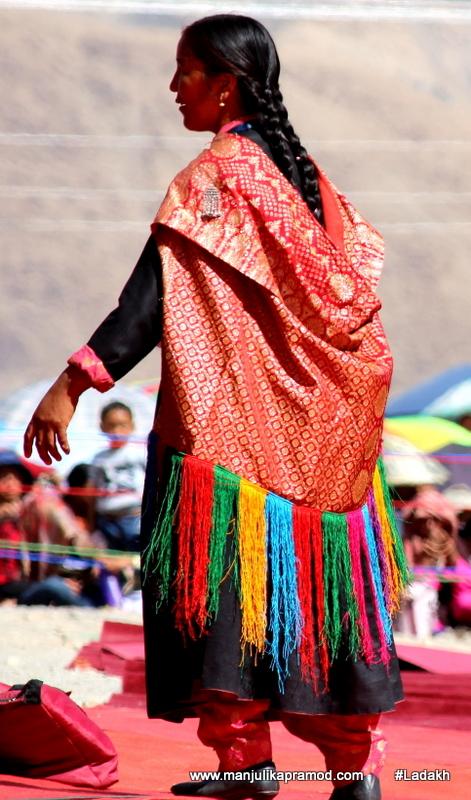 Women in Ladakh