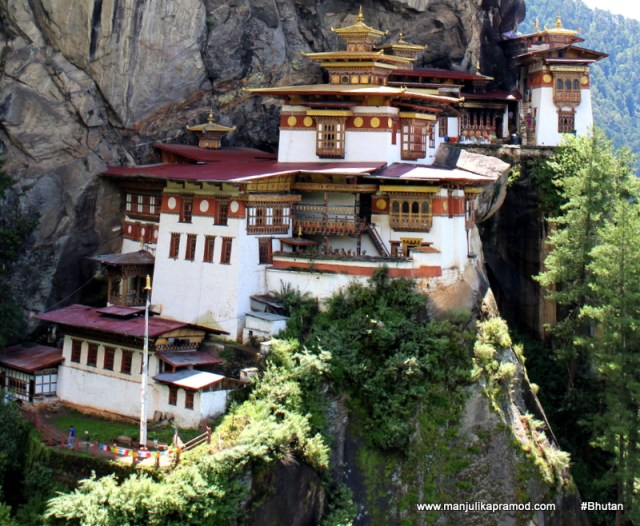 Hiking in Bhutan