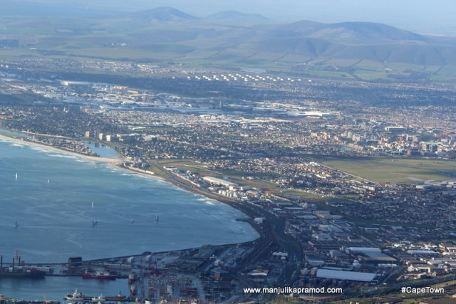 PICTURE OF CAPE TOWN CITY