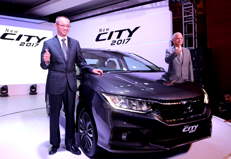 City 2017, Honda Car