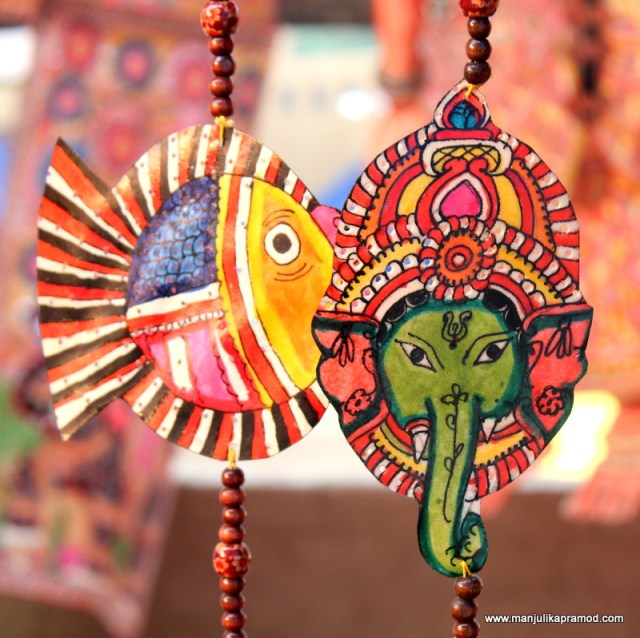 Leather art from Andhra Pradesh