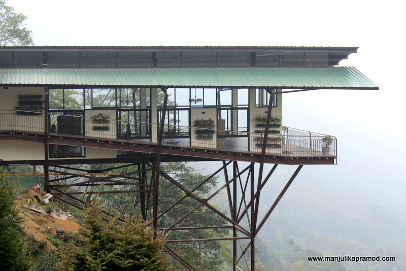 Margaret's Deck- Tea Lounge in Kurseong