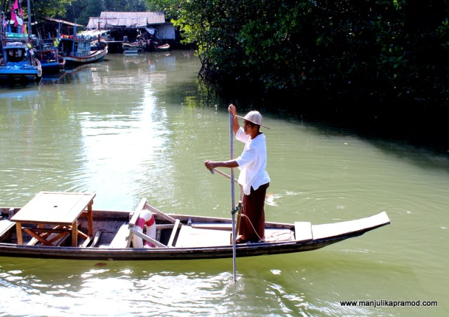 Boating Excursion -Things to do in Koh Chang