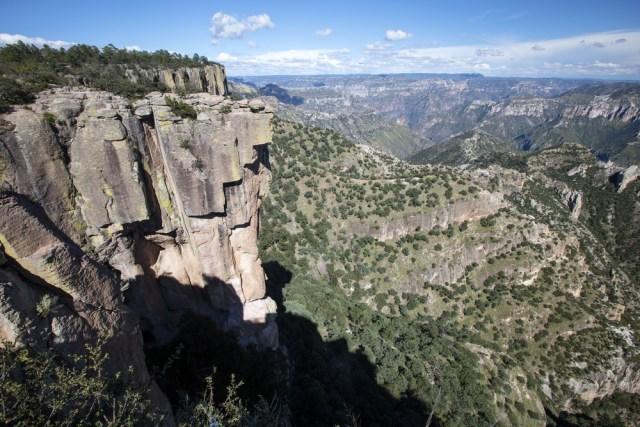 Copper Canyon, Chihuahua, Mexico.