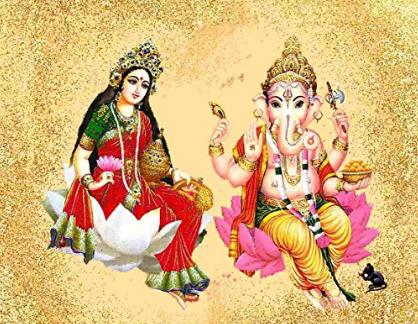 Ganesh and Laxmi-Royal Atmos