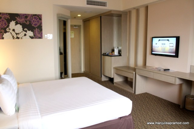 My room at Sunway Hotel