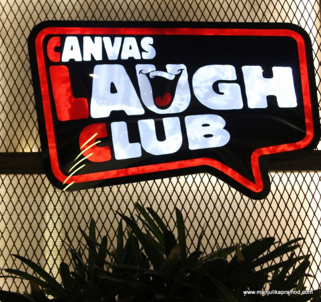 Canvas laugh club