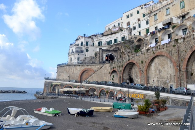 Amalfi, Europe